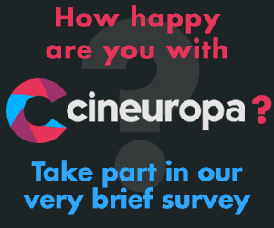 Cineuropa Survey 2020