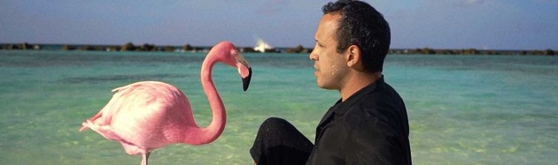 The Mystery of the Pink Flamingo - by Javier Polo - Despite the fact that John Waters and Divine make an appearance, Javier Polo has not made the filthiest film in the world; rather, this outlandish pop flick shimmers with joy and (rose-tinted) colour
