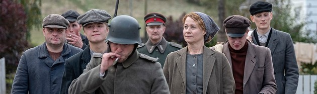 Erna at War - by Henrik Ruben Genz - Henrik Ruben Genz's movie is a tale of courage and maternal love starring Trine Dyrholm in the lead role